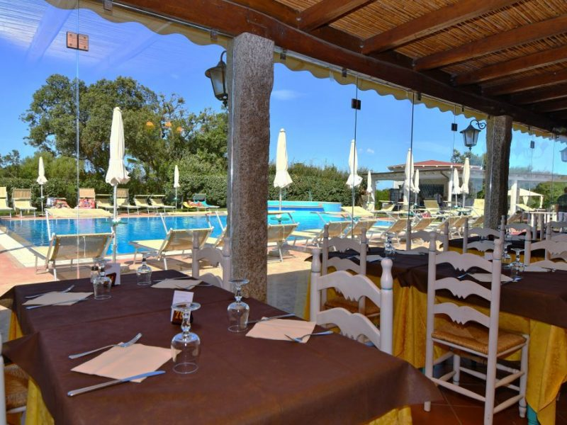 Ristorante e Bar Li Suari Club Village