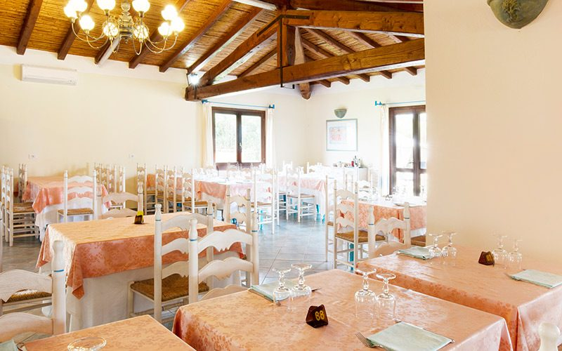 Restaurant und Bar Li Suari Club Village